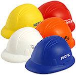 Hard Hat Stress Balls